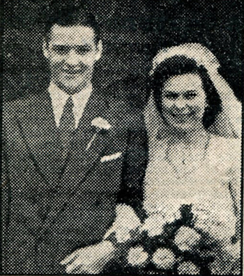 Fred Collings marries