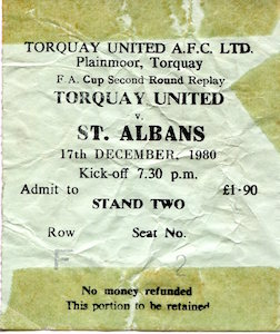 1980 81 Torquay Unted away 1 small