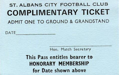 1990 91 Comp ticket 1 small