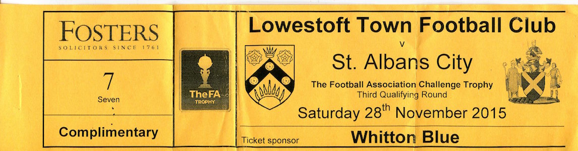 2015 16 Lowestoft Town away small